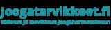Joogatarvikkeet footer logo